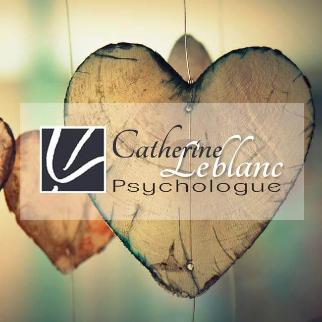 Site web Catherine Leblanc psychologue